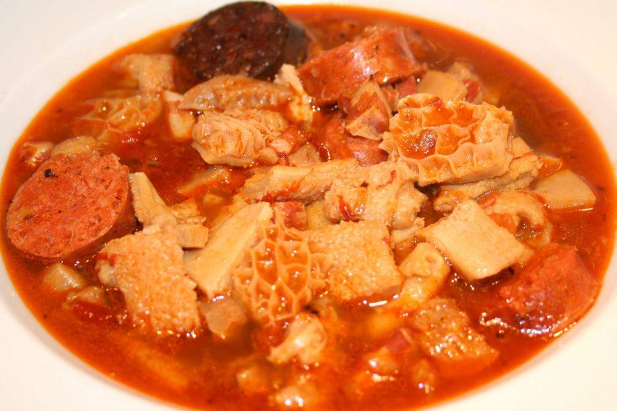 Comida casera en Basauri y prácticas alimenticias